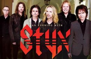 647-642-3137 STYX Tickets Toronto with Joan Jett Sec Best Seats 202 Center $149 FACE VALUE each Bud Stage July 4th