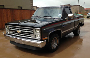 Looking For 81-87 Chevrolet Gmc c10 k20 k5 Body Parts