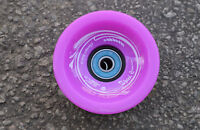 Easy People Longboards Speed Cruise wheel Set Solid Purple,ABEC7