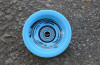 Easy People Longboards Speed Cruise wheel Set Solid Blue,ABEC-7,