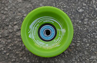 Easy People Longboards Speed Cruise wheel Set Solid Green,ABEC-7
