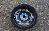 Easy People Longboards Speed Cruise wheel Set Solid Black,ABEC-7