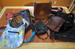 Lot de sacs à main