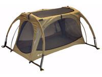 Littlelife Twin Arc Camping/Travel Cot