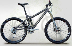 Turner Full suspension professional mountain bike