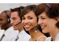 Telephone Sales Agents required! Immediate starts available