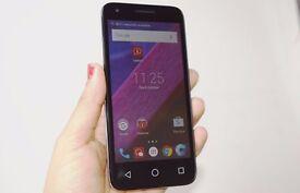 ZTE SMART SPEED 6 4G **UNLOCKED ANY SIM** Quad-core smartphone