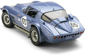 "EXOTO, Corvette Diecast # 18023 Grand Sport 1:18  "" RETIRED """