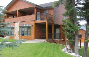 Fairmont Hot Springs Fractional Ownership Condo for 1 week