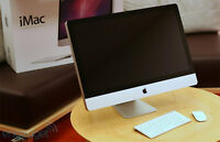 iMac 21.5 inch 2.5 Ghz i5 qard core , 8GB &CS6 master collection