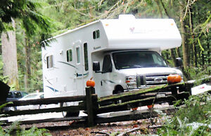 Covered Winter Storage for Small, Well behaved RV Wanted