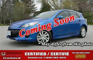 2012 Mazda Mazda3 GS-SKY Hatchback! Spoiler! Tinted Windows! Hea