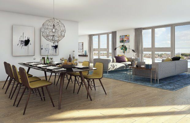 BRAND NEW LUXURY 1 BED GLENBROOK W6 HAMMERSMITH KENSINGTON OLYMPIA BARONS COURT RAVENSCOURT PARK