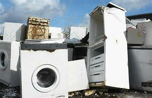 SAMEDAY ANY APPLIANCE REMOVAL and DISPOSAL $50