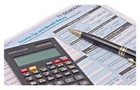 Income tax preparation $30.00 per return NO HIDDEN FEES