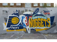 NBA GLOBAL GAMES LONDON - 12 JANUARY 2017 @THE O2 - DENVER NUGGETS v INDIANA PACERS