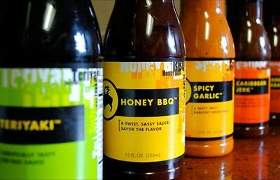 Buffalo Wild Wings Sauce and seasonings- ALL FLAVORS - FREE