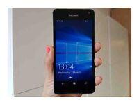 Nokia Lumia 650 mobile phone