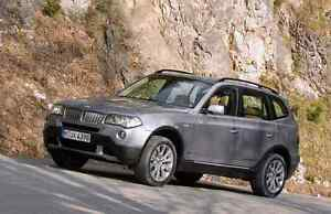 Looking For 2009 - 2010 BMW X3