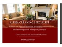 Professional and Reliable Domestic and commercial Cleaning