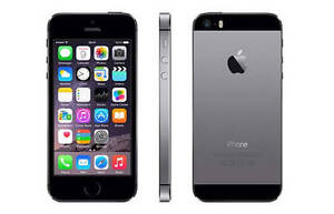 iPhone 5S 16GB - Immaculate condition - on the Bell network