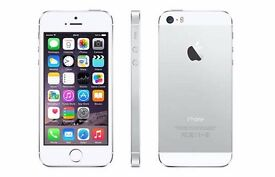 iPhone 5S Silver 16GB O2 Network Excellent Condition