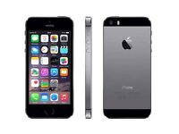 Boxed I phone 5s only 1 wk old on three network may swap