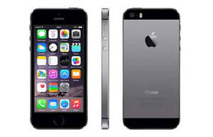 iPhone 5S, Rogers, 16GB, Space Grey