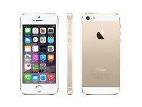 ****APPLE I PHONE 5S 16GB UNLOCKED TO ALL NETWORKS****