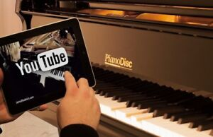 PianoDIsc Piano Player System | iPad Control | On your Piano Canning Vale Canning Area Preview