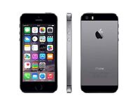 WANTED: iPhone 5c or 5s 16g +