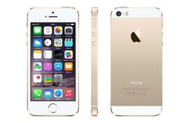 ******** APPLE IPHONE 5S 16GB UNLOCKED TO ALL NETWORKS ********
