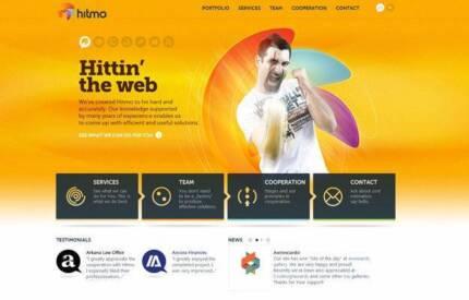 Classy Business Web Design $295 Southbank Melbourne City Preview