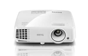 BenQ HD Projector MX525 for Home Theater, Education or Business