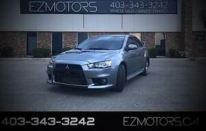 2015 Mitsubishi Lancer Evolution MR--SALE!!