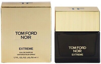 TOM FORD NOIR EXTREME FOR MEN 50ML EAU DE PARFUM SPRAY BRAND NEW & SEALED