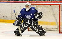 Looking for Goaltenders for afternoon hockey