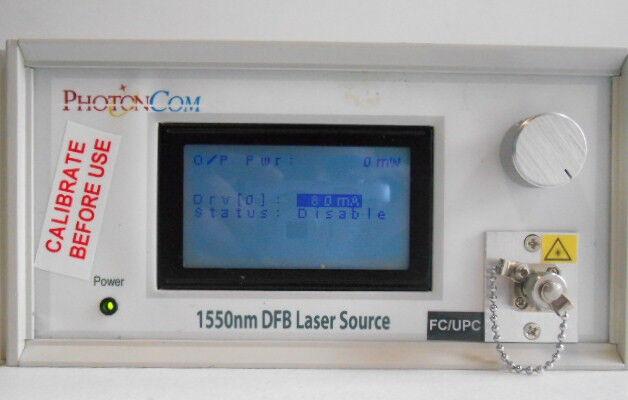 PhotonCom  ADFB-C-10-B DFB laser source