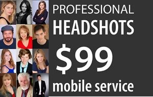 $99 Professional Headshots @ your Business/Home Sydney City Inner Sydney Preview