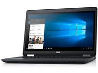 Dell Latitude 15 7000,Intel Core i5-6300U vPro 3.0GHz,16GB RAM,SSD,15.6 Inch HD E5570 Ultrabook