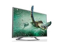 """42"""" LG LED SMART 3D TV with the box - collection Derby"""