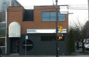 Commercial space at Main St and 29th Ave in Vancouver BC