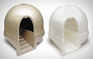 IGLOO CAT LITTER BOX