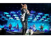 Arcade Fire Glasgow Hydro 16th April 2018-Bargain £50 seat