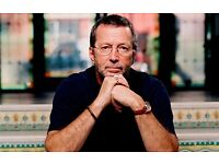 Eric Clapton ticket for Thurs 25/05 at Royal Albert Hall in London