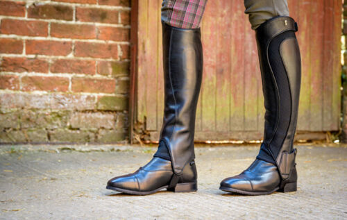 Tredstep Medici Air Half Chaps - Multiple Sizes Available