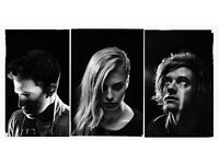 London Grammar Glasgow 3/4/17 - 2 tickets for sold out gig