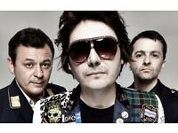 Manic Street Preachers at Cardiff Motorpoint Arena - Two Standing Tickets Sat 5th May 2018