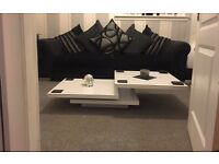 2 x 4 Seater sofa's from DFS