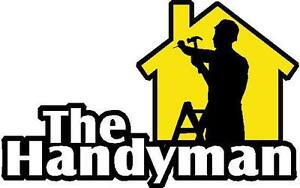 HANDYMAN SERVICES,  paint, snow , driveway seal, roofing, fixing Kitchener / Waterloo Kitchener Area image 1